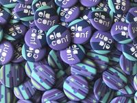 Ela Conf 2017 Buttons