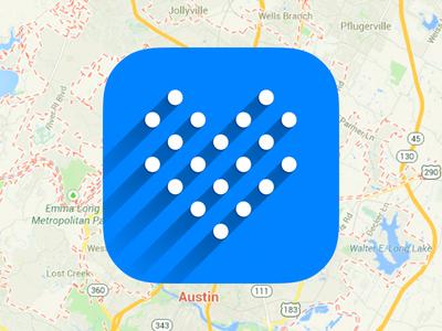 Location App Icon  app icon ios icon