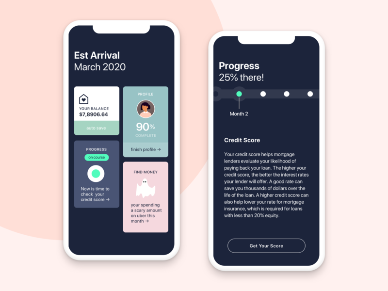 Personal Finance ios app savings fintech