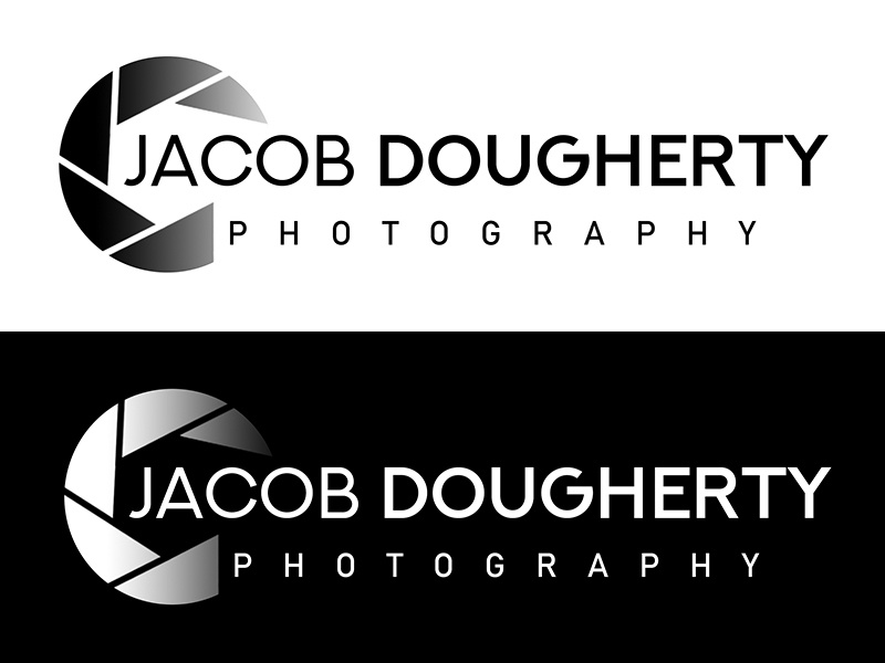 jd photography final logo by trevor lilley on dribbble dribbble