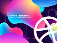 Hello Dribbble )