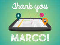 Thanks Marco!