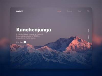 Landing Page — Daily UI 3