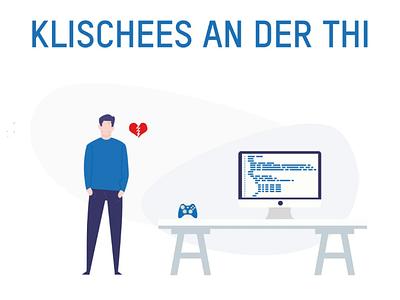 Data visualization clichés at university TH Ingolstadt graphic design informatics clichés data visualization
