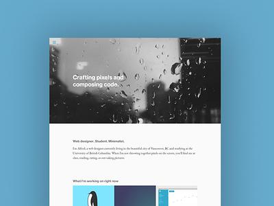Var portfolio site web work 2014
