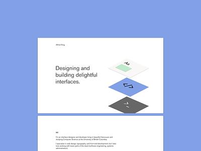 Europa grid 2015 whitespace simple website portfolio