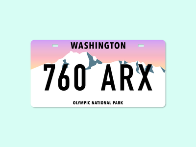 Weekly Warm-Up #24: License Plate