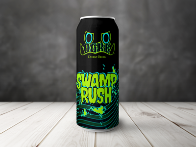 Ogre Energy Drink: Swamp Rush