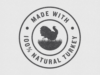Turkey Badge