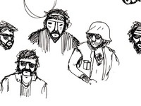 Hells Angels character studies