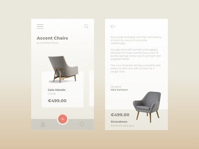 Furniture app
