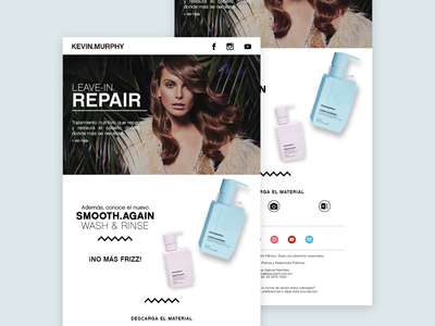 Email Design - KEVIN.MURPHY