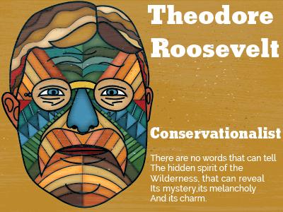 Theodore Roosevelt Conservationalist