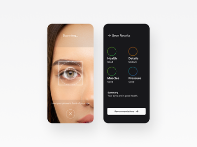 How to design a simple startup mobile app in Figma (3/4) startups startup how-to how to app web figma web design website simple concept typography clean ui minimal design