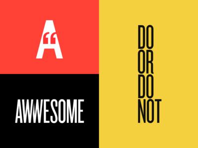 Branding for motivation, inspiration