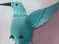 Colibrí/Hummingbird