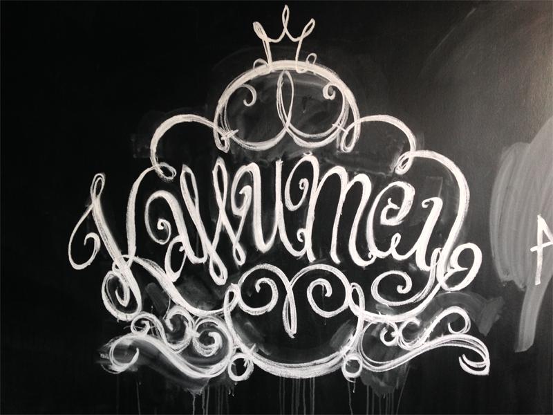 Gimp wedding decoration agency logo chalkboard sketch by dmitri kanitel logo sketch junglespirit Image collections