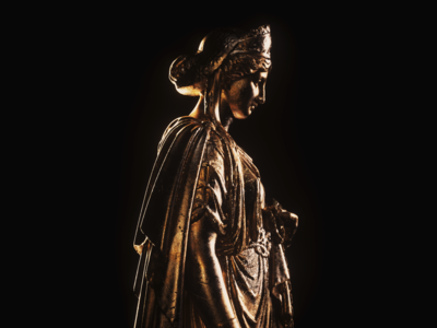 Sculpture Render from Octane Render