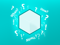Quiz game lander