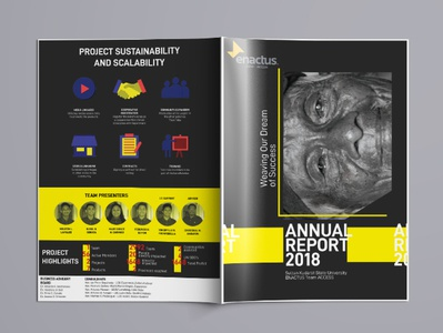 Enactus Team ACCESS Philippines Annual Report 2018