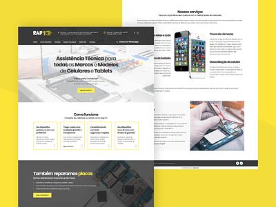 Mobile device support website design wordpress development wordpress design web design ux iphone wordpress
