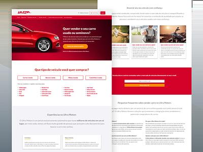 Car classifieds website cars classifieds wordpress design web design wordpress