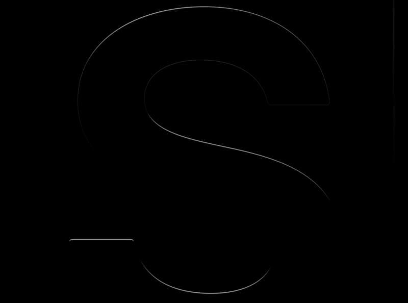 Teaser facelift branding geometric typography mystic teaser