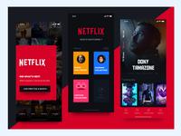 Netflix Design Concept