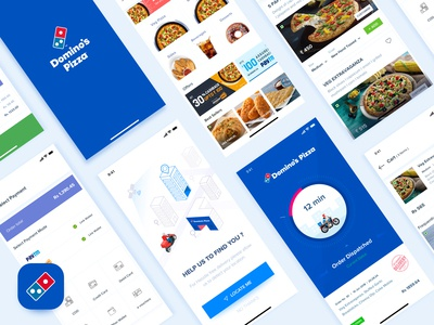 Dominos App Revamp