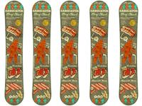 Moosejaw Snowboard Pitch/concept