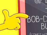 Sponge Bob Hand