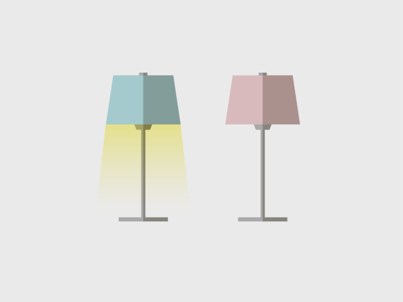 Lamps. flat design flat 2d vector illustration vectorart vector illustrator illustration flat illustration flatdesign design art adobe illustrator adobe