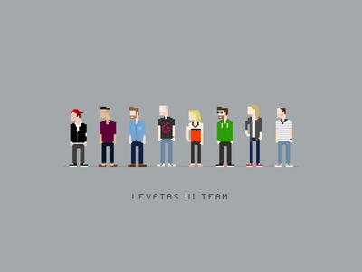 Pixel Squad