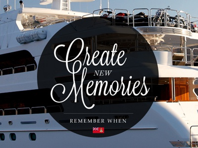 Create New Memories