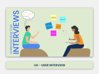 UX - User Interviews