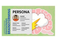 Persona - Brainstorming And Envisioning