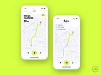 Daily UI - Location tracker
