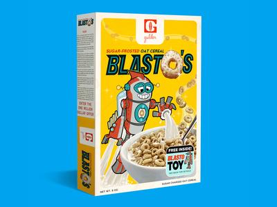 Blasto's