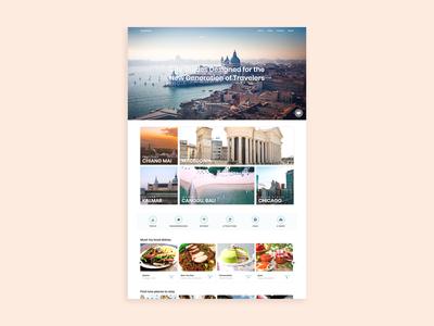Outglobing Website Design