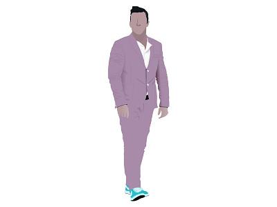 Robbie Williams silhouette - Candy  robbie williams silhouette candy music video