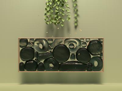 WithSense 3D - Feelings plant 3d plant 3d plants 3d artist 3d art 3d