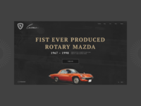 Mazda Cosmo Page