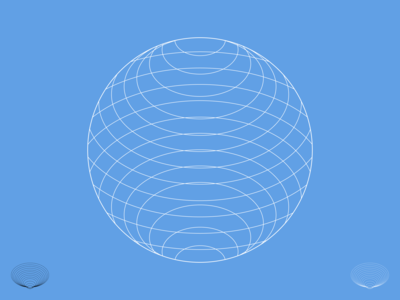 Lines, Spirals, Circles