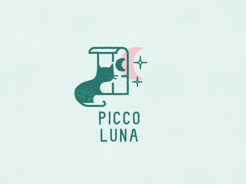 Piccoluna dribbble