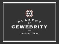 Cewebrity Academy Logo