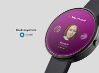 Book Now Smartwatch