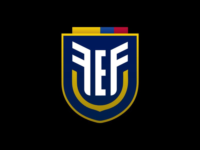 Ecuadorian Football Federation fef southamerica america football concept redesign branding logo ecuador