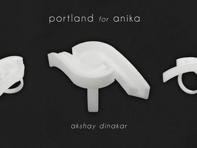 Portland Ring Design