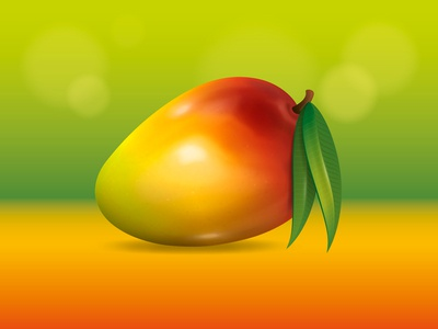 The other side of the mango