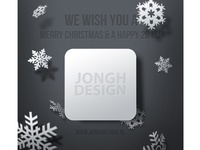JONGHDESIGN Christmas Card